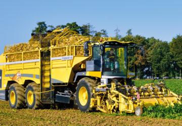 Beet Harvester